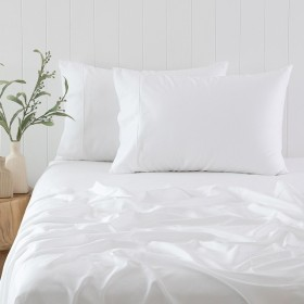 400-Thread-Count-Bamboo-Cotton-King-Pillowcase-Pair-by-Habitat on sale