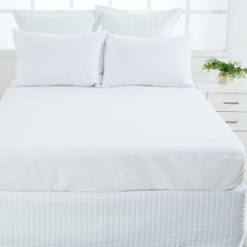 Waterproof-Towelling-Mattress-Protector-by-Cotton-Soft on sale