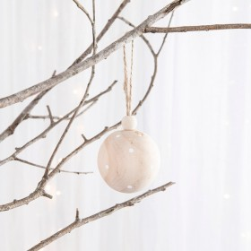 Anya-Wooden-Hanging-Decoration-by-Habitat on sale