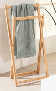 Botanic-Bamboo-Towel-Rack-by-MUSE on sale