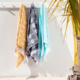 Sundays-Moreton-Beach-Towel-by-Pillow-Talk on sale