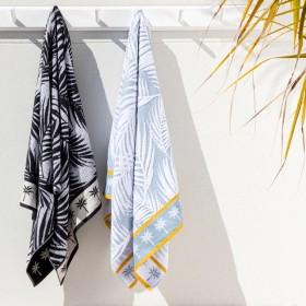 Sundays-Palmer-Beach-Towel-by-Pillow-Talk on sale