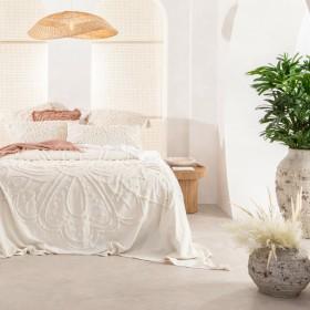 Amal-Bed-Cover-Set-by-Habitat on sale