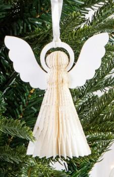 Papier-Angel-Decoration on sale