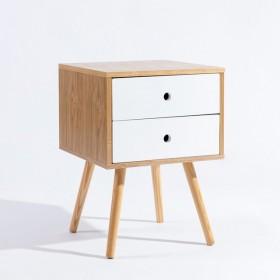 Kent-NaturalWhite-Bedside-Table-by-Habitat on sale