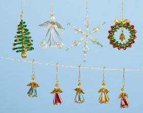 25-off-Solid-Oak-Beaded-Ornament-Kits on sale