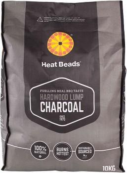 Heat-Beads-10Kg-Hardwood-Lump-Charcoal on sale