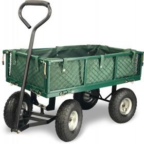 Kaart-Steel-Mesh-Garden-Cart on sale