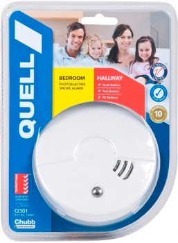 Quell-9V-Photoelectric-Smoke-Alarm on sale