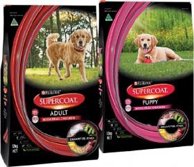 SuperCoat-Dry-Dog-Food-Varieties-12kg on sale