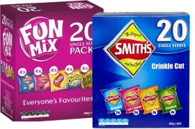 Smiths-20-Pack-Chip-Varieties-365g-380g on sale