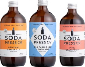 Soda-Press-Co-Assorted-Syrups-500ml on sale