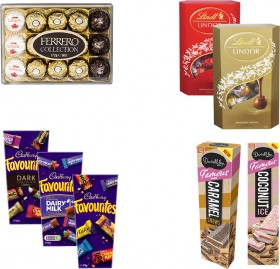 12-Price-on-Selected-Boxed-Chocolate on sale