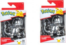 NEW-Pokmon-Select-Silver-Coloured-Battle-Figures on sale