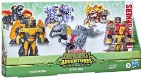 NEW-Transformers-Dinobot-Squad on sale
