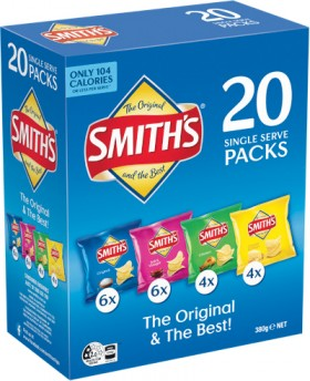 Smiths-Crinkle-Cut-Chips-Variety-Multipack-Pk-20 on sale