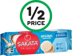 Sakata-Rice-Crackers-90-100g-or-Wholegrain-Rice-Crackers-90g on sale
