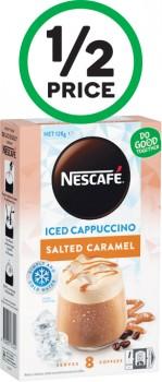 Nescafe-Coffee-Sachets-Pk-8-10 on sale