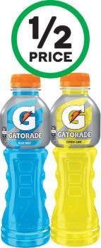 Gatorade-Sports-Drink-600ml on sale