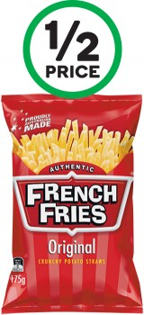 French-Fries-175g on sale