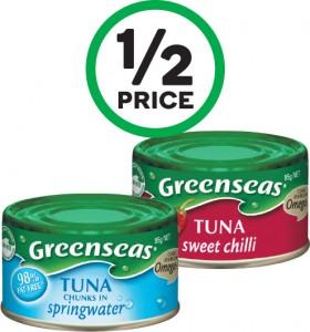 Greenseas-Tuna-95g on sale