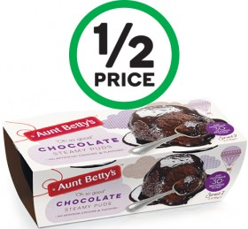 Aunt-Bettys-Pudding-2-x-95g on sale