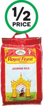 Royal-Feast-Jasmine-Rice-10-kg on sale