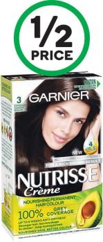 Garnier-Nutrisse-Hair-Colour on sale
