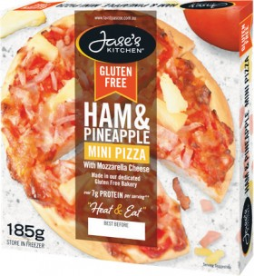 Jases-Kitchen-Gluten-Free-Ham-Pineapple-Pizza-185g-From-the-Freezer on sale