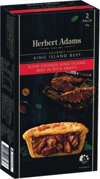Herbert-Adams-Premium-or-Slow-Cooked-Pies-400-420g on sale