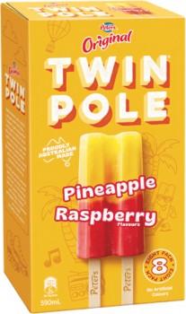 NEW-Peters-Twin-Pole-590ml-Pk-8 on sale
