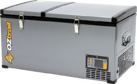 Oztrail-Dual-Zone-80L-FridgeFreezer on sale