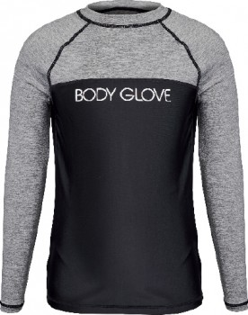 Body-Glove-Youth-Contrast-Chest-Panel-Long-Sleeve-Rash-Vest on sale