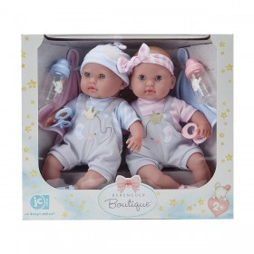 Twins-Deluxe-Set-with-Outfits on sale
