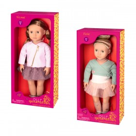 Assorted-Our-Generation-Vienna-or-Viola-Dolls on sale