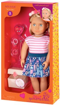 Our-Generation-Alessia-Jewellery-Doll on sale