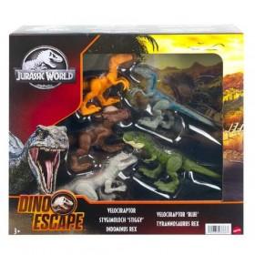 Jurassic-World-Five-Dino-6-Multi-Pack on sale