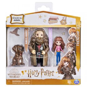 Harry-Potter-Magical-Minis-Hermione-Hagrid-Friendship-Pack on sale