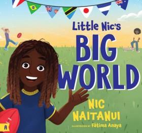 Little-Nics-Big-World on sale