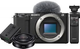 Sony-ZV-E10 on sale