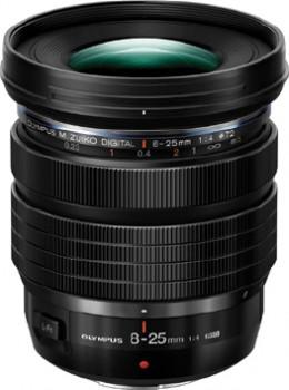 Olympus-MZuiko-ED-8-25mm-F40-PRO-Wide-Angle-Lens on sale