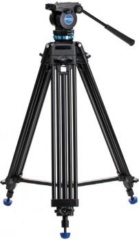 Benro-KH25P-3-Section-Video-Tripod-Kit on sale