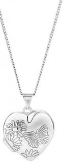Heart-Locket-in-Sterling-Silver on sale