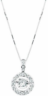 Everlight-Pendant-with-12-Carat-TW-of-Diamonds-in-14ct-White-Gold on sale