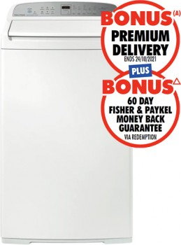 Fisher-Paykel-85kg-Top-Load-Washer on sale
