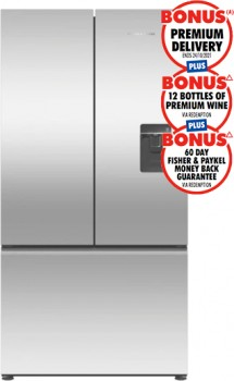 Fisher-Paykel-569L-French-Door-Refrigerator on sale