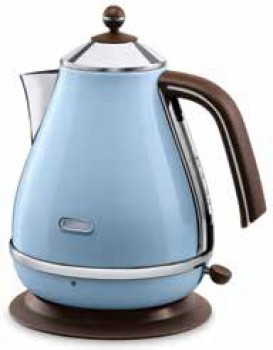 DeLonghi-Icona-Vintage-Kettle-Azure on sale