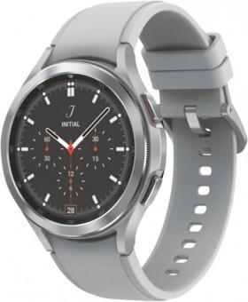 NEW-Samsung-Galaxy-Watch4-Classic-BT-46mm-Silver on sale
