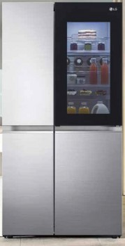 NEW-LG-655L-Instaview-Side-by-Side-Refrigerator on sale