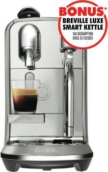 Nespresso-Creatista-Plus-Smoked-Hickory on sale